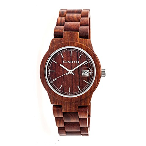 earth-wood-biscayne-quartz-watch-colorred-model-ethew4203