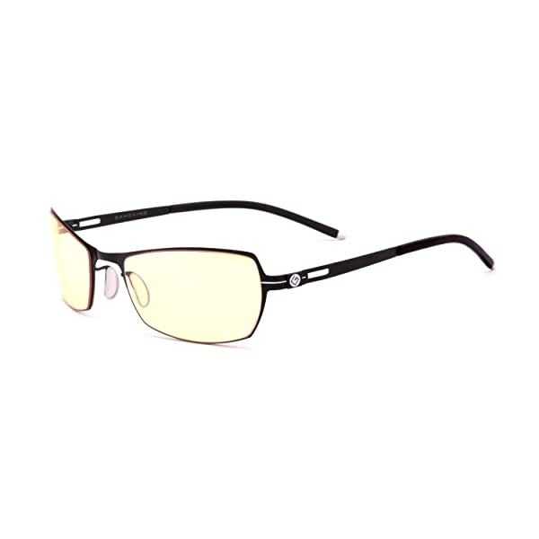 3f4c3e4b90 GAMEKING Ultra G603 Premium Blue Light Blocking Computer Glasses Gaming  Glasses with Amber Tint Lens for ...