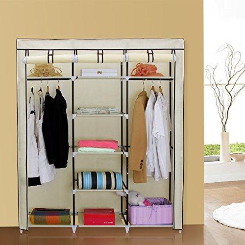 Best Portable Closet : Buy it now best songmics portable clothes closet non