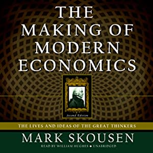 The Making of Modern Economics Audiobook