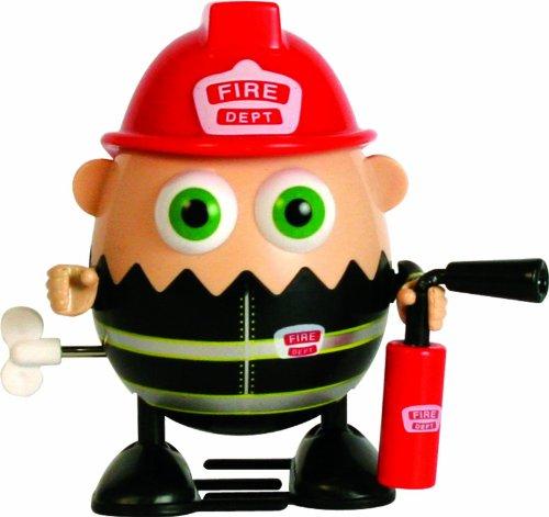 Eggbods Windup - Fireman - 1