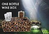 Black Butterfly Orignial   Gift for Men   Bar accessories   Mega Bar Set   Portable Leatherette Briefcase Bar Set   Bar Set   Bar Set For Picnic   bar Set for Travel   Bar Set for car   Whiskey Glasses