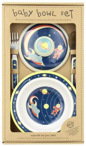 SugarBooger Outerspace Feeding Gift Set