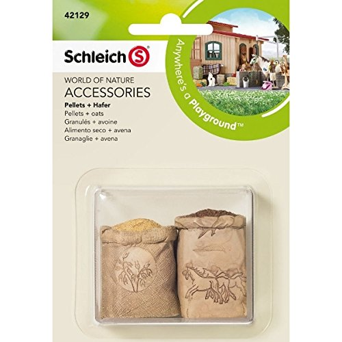 SCHLEICH NORTH AMERICA 42130 Blanket & Headstall Set Unparalleled Realistic Scale & Detailing