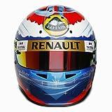 LOTUS RENAULT F1 GP TEAM 2011 1:2レプリカヘルメット(ペトロフ)「特別奉仕価格」
