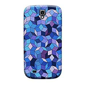 Digi Fashion Designer Back Cover with direct 3D sublimation printing for Samsung Galaxy S4