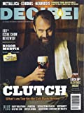 img - for Decibel Magazine (April 2013 (Clutch)) book / textbook / text book