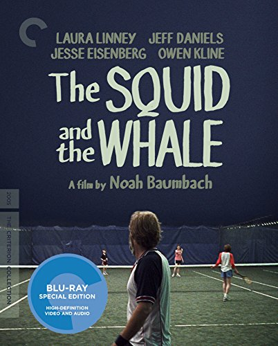 Blu-ray : The Squid and the Whale (Criterion Collection) (Special Edition, 4K Mastering, Widescreen, AC-3, Digital Theater System)