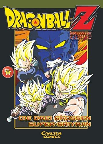 Dragon Ball Z Taschenbuch 08