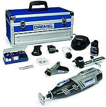Dremel 8200 KN  Coffret outil multifonction avec 65 accessoires