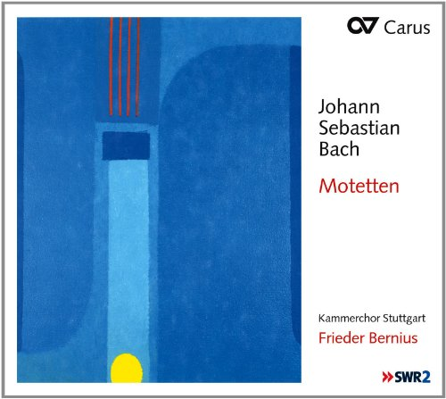 J.S. Bach - Motets (Hybrid SACD)