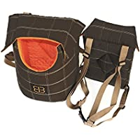 "Lenis Pack Pet Front Carrier Back Pack Small Animal Pet Carrier, Size Small 8.5""W X 5""D X 13""H"