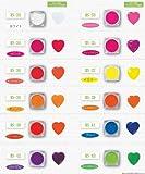 レジン染色用顔料 カラーリングパウダー 蛍光タイプ RS-32-43 レジン/レジンクラフト/アクセサリー 樹脂/パーツ/材料/手芸用品/abcクラフト ブルー(RS-41)