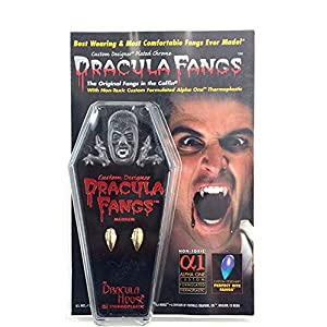 ドラキュラの牙(金) FCC224|Dracula House DRACULA FANGS Gold
