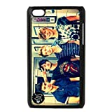 5 Seconds Of Summer SOS Rock Band Ipod Touch 4 Perfect Color Match Cover Case for Fans