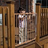 Cardinal Gate Stairway Special Kid Gate Brown