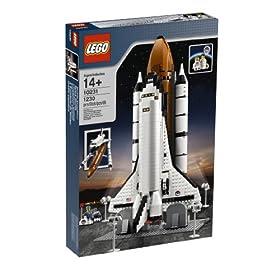 (史低)LEGO 10231 Shuttle Expedition乐高航天飞机$78.11