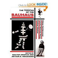 The Theater of the Bauhaus (PAJ Books)
