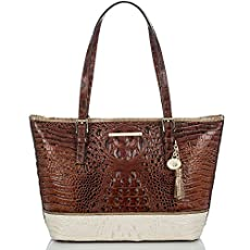 Medium Asher Tote<br>Pecan Gemini