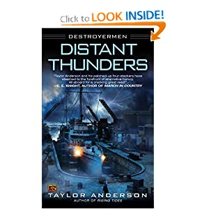 Distant Thunders: Destroyermen Taylor Anderson