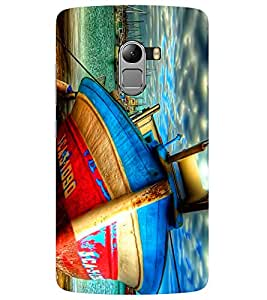 Doyen Creations Printed Back Cover For Lenovo K4 Note