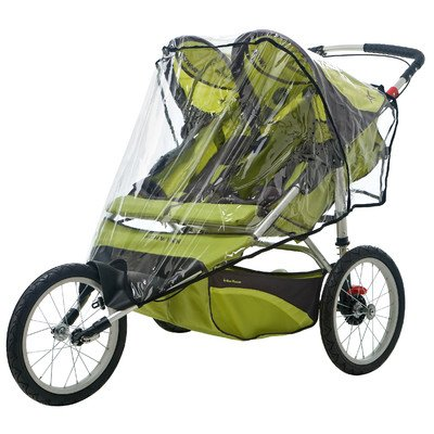 Double Jogger Weather Shield - 1