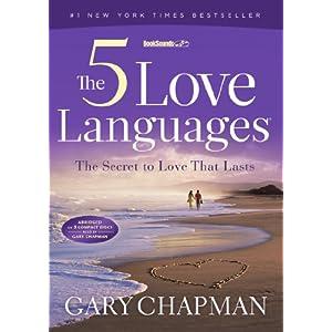 amazoncom the five love languages audio cd the secret to love five love languages 300x300