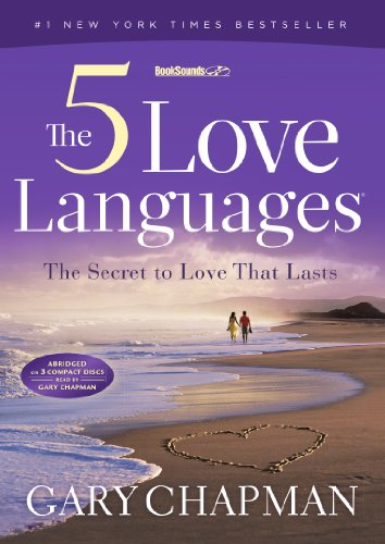 The Five Love Languages Audio CD: The Secret to Love That Lasts Picture