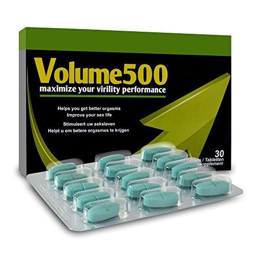 Renforceur de sperme volume 500 de Volume 500