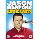 Jason Manford Live at the Manchester Apollo [DVD]by Jason Manford