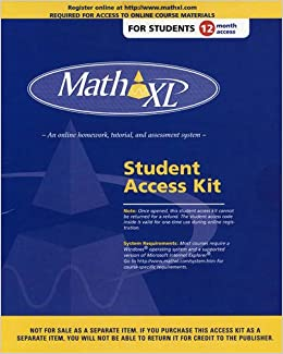 Free Shipping. Show only. see all. Free Returns. Returns Accepted. Authorized Seller. Completed Items. Save mathxl access code to get e-mail alerts and updates on your eBay Feed. + 7 product ratings - MATHXL PRINTED ACCESS CODE - PEARSON EDUCATION, INC. (COR) - NEW HARDCOVER BOOK. $ Buy It Now.