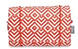 Citta Design 'Habana' Fold-Out and Roll-Up Wash Bag, Watermelon