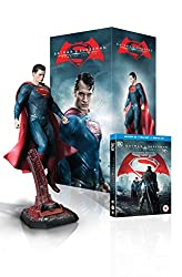 Batman v Superman: Dawn of Justice - Superman Statue Ultimate Edition (Limited Edition - Exclusive to Amazon.co.uk) [Blu-ray 3D + Blu-ray]