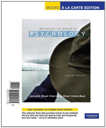 Psychology With Materials from Rob Short, Phd