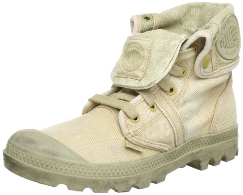 Palladium PALLABROUSE BAGGY ~M 92478-266-M, Stivaletti donna, Marrone (Braun (ALMOND BUFF/GRN)), 41