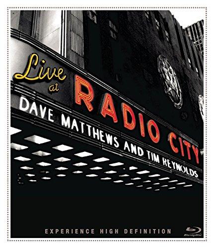 Dave Matthews and Tim Reynolds at Radio City DVD