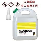 ガレージ・ゼロ 液体燃料 燃料用アルコール 4L GZ704