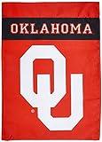 """NCAA Oklahoma Sooners 2-Sided Garden Flag (13""""x18"""")"""