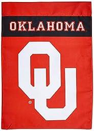NCAA Oklahoma Sooners 2-Sided Garden Flag (13\
