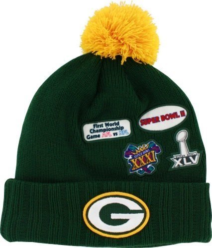green-bay-packers-new-era-nfl-super-bowl-champions-commemorative-knit-hat-chapeau