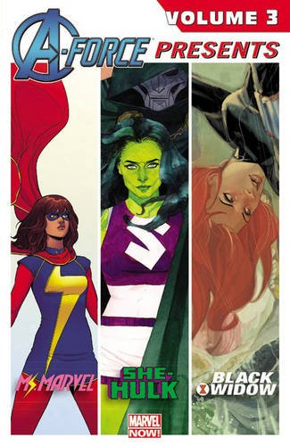A-Force Presents Vol. 3 (Marvel Comics Presents 9 compare prices)
