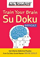 New York Post Train Your Brain Su Doku: Difficult