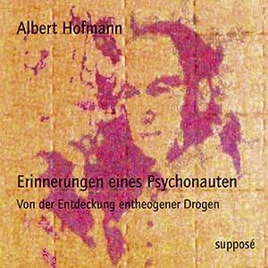 Erinnerungen eines Psychonauten Hörbuch
