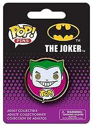 Funko - Pins DC Heroes - Joker Pop 3cm - 0849803075293