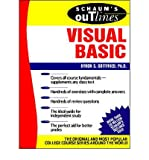 img - for [(Schaum's Outline of Visual Basic)] [Author: Byron S. Gottfried] published on (July, 2001) book / textbook / text book