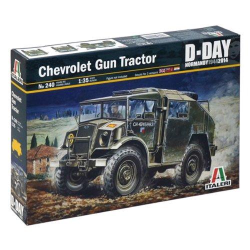 Italeri Chevrolet Gun Tractor