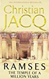 The Temple of a Million Years: Vol. 2 (Ramses) (0671010212) by CHRISTIAN JACQ