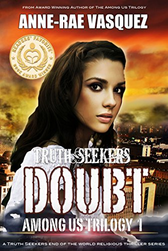 Book: Doubt (Among Us Trilogy) by Anne-Rae Vasquez