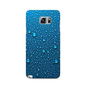 TAZindia Designer Printed Hard Back Case Mobile Cover For Samsung Galaxy Note 5