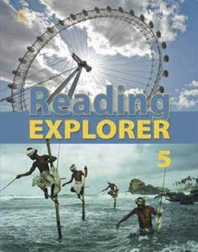 Reading Explorer 5 Teachers Books